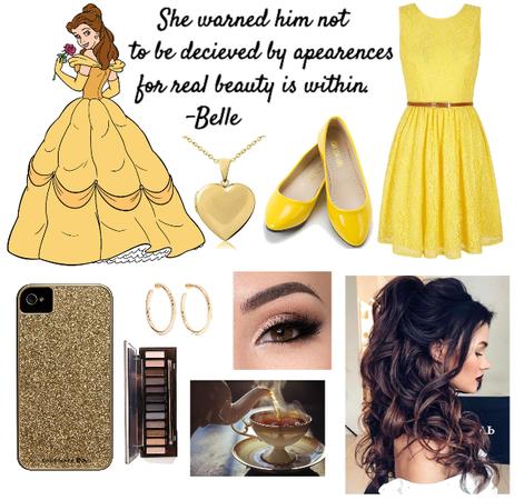 How to wear: Modern Belle