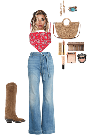 cowgirl fit