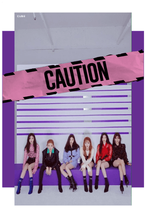 Caution group teaser