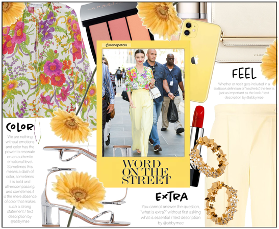 Spring Street Style: Bright Color ( 5.17.2021 )