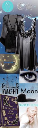 # moon day # contest # shoplook # Good Night Moon