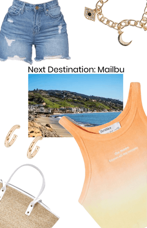 next destination: Malibu