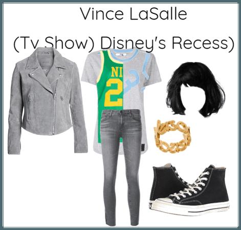 Vince LaSalle Disney's Recess)
