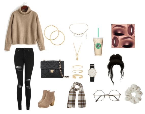 Warm Fall Outfit