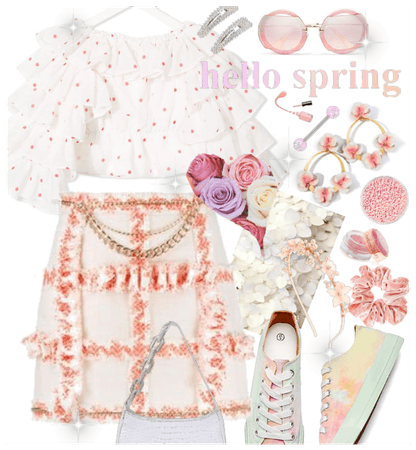 """a look to """"celebrate"""" (?) the 1st day of #spring"""