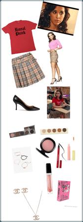 Modern Gretchen Wieners Outfit Shoplook Exclusive clothes for your sims. modern gretchen wieners outfit shoplook