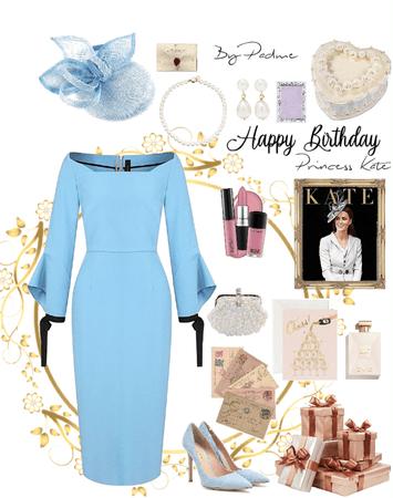 Happy birthday, dear princess 👑