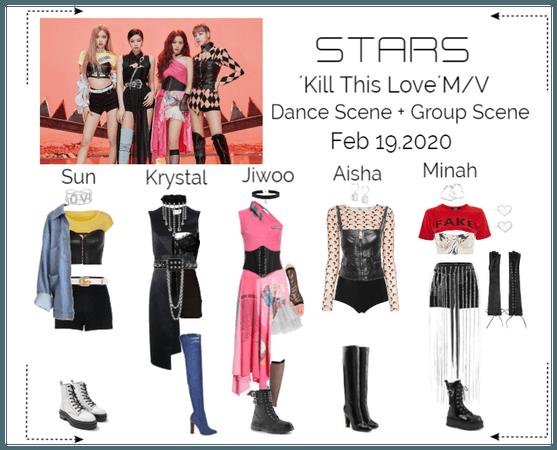 STARS | 'Kill This Love' M/V Dance Scene