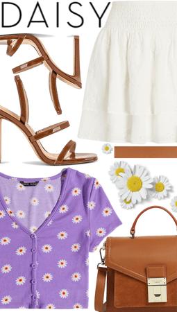 Daisy Flowers 💗🤍
