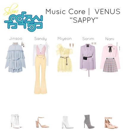 VENUS-SAPPY [Show! Music Core]