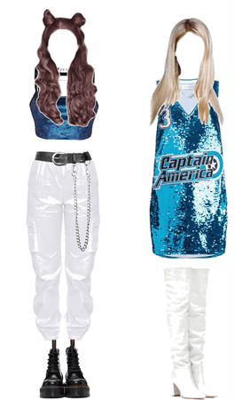 ITZY ICY OUTFIT