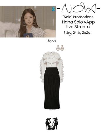 -NOVA- Hana Solo vApp Live Stream