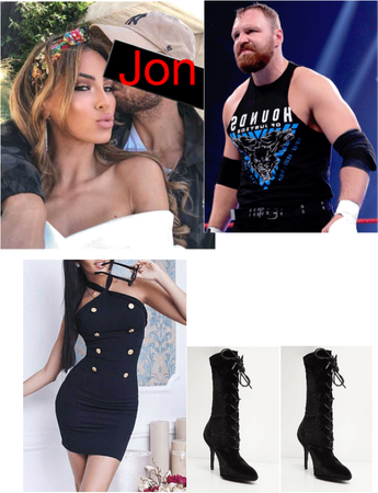 Mia goes on a date with dean/Jon