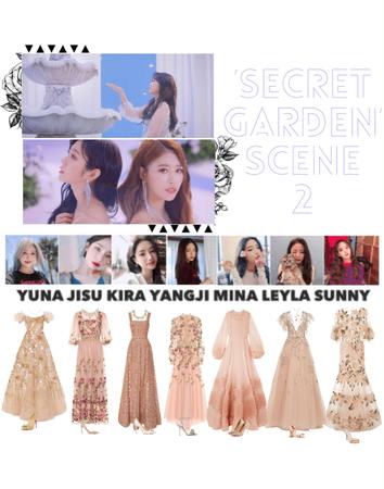 {MARIONETTE} 'Secret Garden' Scene 2