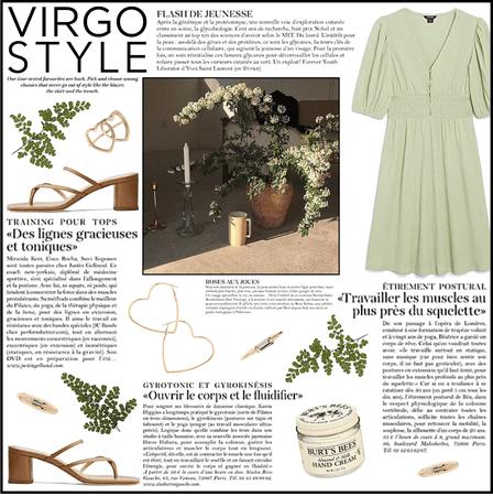 The Zodiac Sign - Virgo