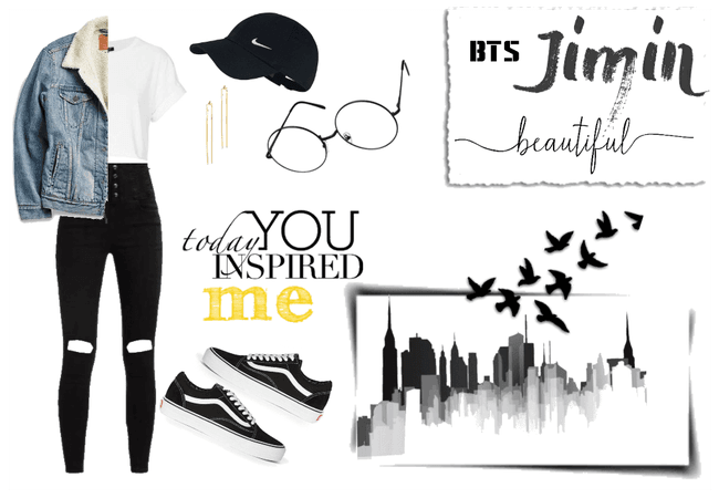 BTS ~Park Jimin outfit~