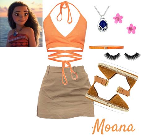 Modern Moana