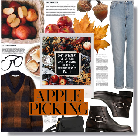 picking for apples 🍎