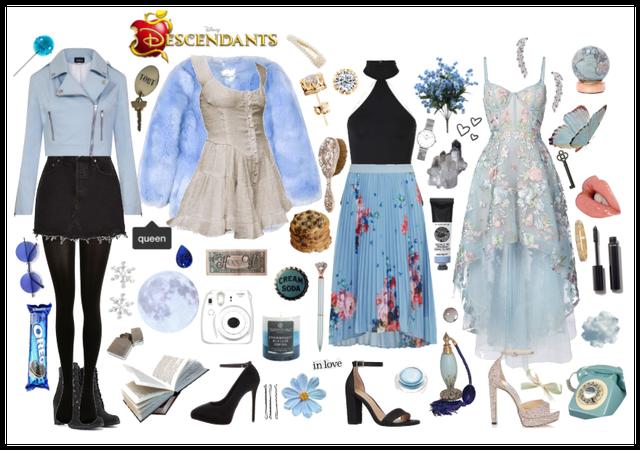 Scarlett-Isle, causal, Semi formal, formal
