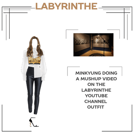 LABYRINTHE minkyung a mushup video