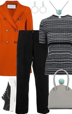 Art Teacher outfit 1/6/2020