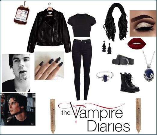 Girl Version Damon