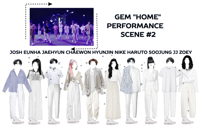 """GEM II """"HOME"""" OUTFIT #2"""