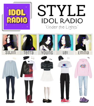 STYLE Idol Radio 'Under the Lights'