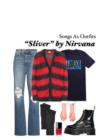 """""""Sliver"""" by Nirvana"""