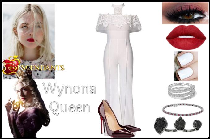 Wynona Queen - Formal