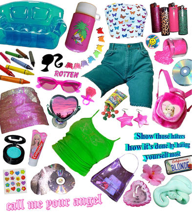 EARLY 2000s AESTHETIC