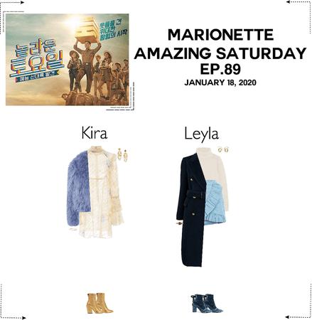 MARIONETTE (마리오네트) Amazing Saturday