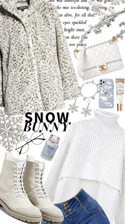 Snow Bunny Outfit