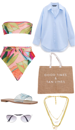 BEACH OUTFIT #3