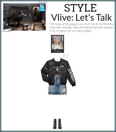 STYLE Vlive: Let's Talk