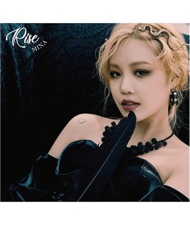 [HEARTBEAT] MINA 'RISE' CONCEPT PHOTO   'QUEEN' VER