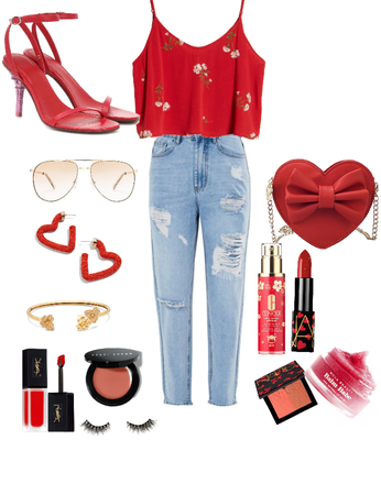 red is fabulous on everyone