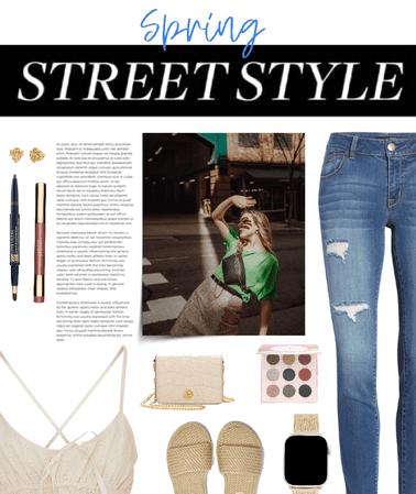 Spring Street Style
