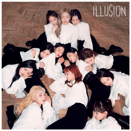 "BGU ""Illusion"" Group II Concept Photos"