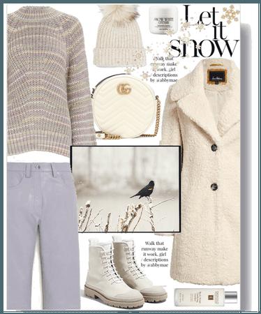 Warm coat II.