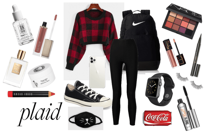 OUTFIT 25/PLAID