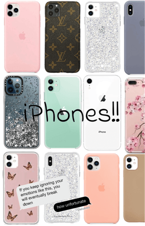 iPhones 📱