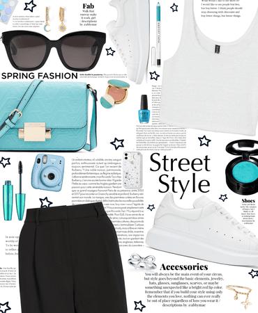 spring street style 💙
