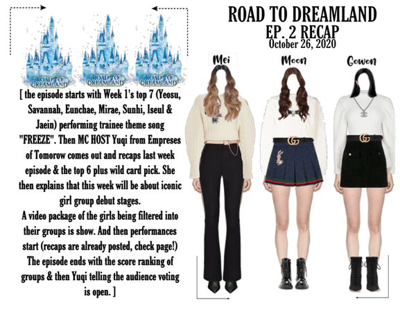 5ROSES 'ROAD TO DREAMLAND' Ep: 2 | RECAP