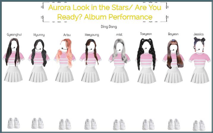 Aurora Look in the Star/ Album Performance