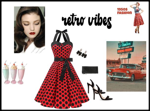 Retro Vibes 1950's