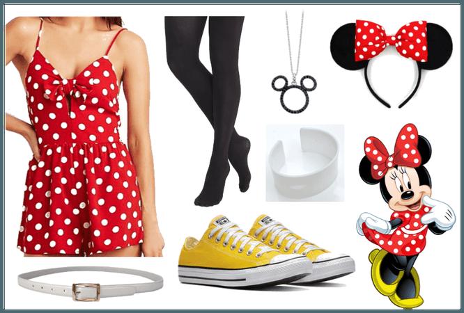 Minnie Mouse - DisneyBound