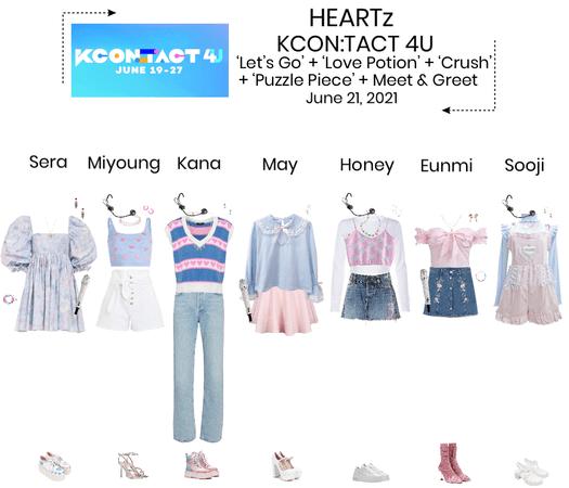 HEARTz//KCONTACT 4U