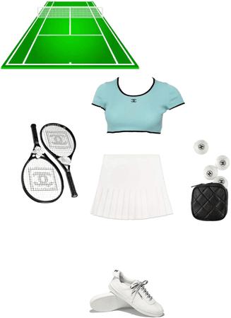 Chanel Tennis