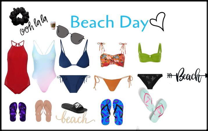 teen beach day